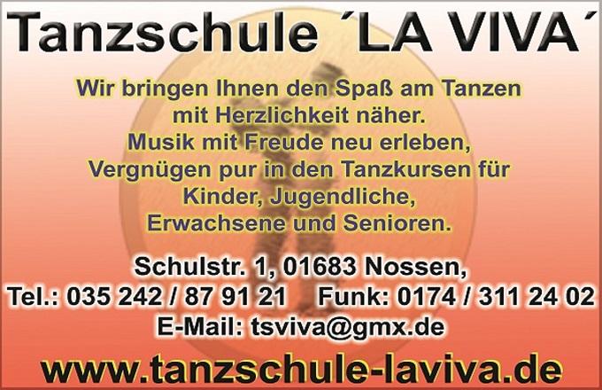 Visitenkarte - Tanzschule LA VIVA-jpg
